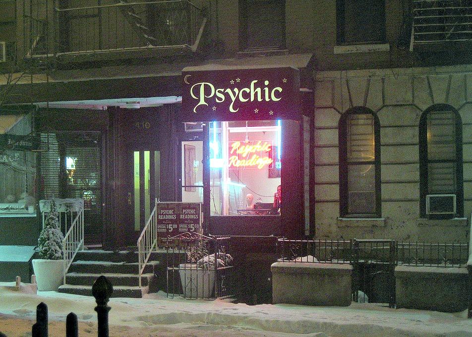 NYC Psychic